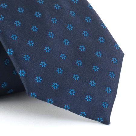 Gravata-em-poliester-floral-marinho-com-azul-claro