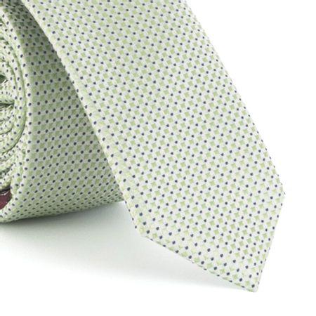 Gravata-Super-Slim-em-poliester-falso-liso-verde-pistache