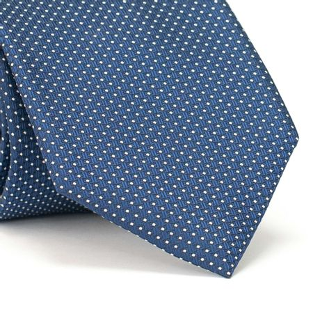 Gravata-Tradicional-em-Poliester-na-cor-Azul-e-Desenho-Poa