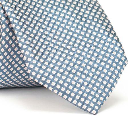 Gravata-Tradicional-em-Poliester-com-Desenhos-Retangulares-na-cor-Azul-Petroleo