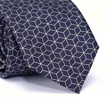 Gravata-Tradicional-em-Poliester-com-Desenho-Geometricos-na-cor-Roxa