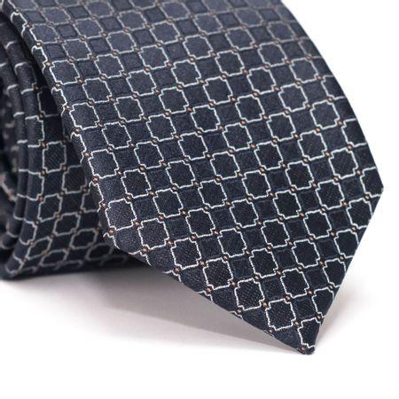 Gravata-Tradicional-em-Poliester-Azul-Marinho-com-Desenhos-Geometricos