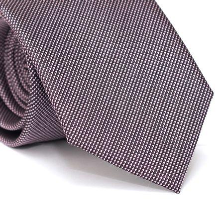 Gravata-Tradicional-em-Poliester-Roxa-com-Micro-Detalhe-em-Roxo-Claro