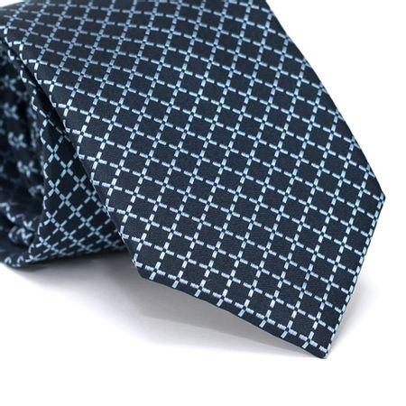 Gravata-Tradicional-em-Poliester-Azul-Marinho-com-Quadriculado-Azul-Celeste