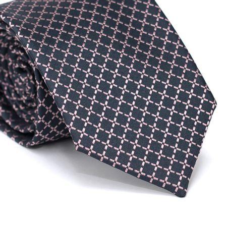 Gravata-Tradicional-em-Poliester-Azul-Marinho-com-Quadriculado-Roxo