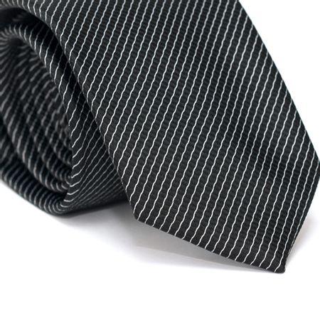 Gravata-Tradicional-em-Poliester-Preta-com-Detalhes-em-Branco