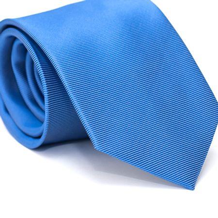 Gravata-Tradicional-em-Poliester-Azul-com-Detalhes-em-Branco