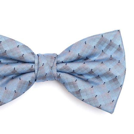 Gravata-borboleta-em-poliester-azul-ciano-com-degrade-cinza-e-detalhes-em-preto