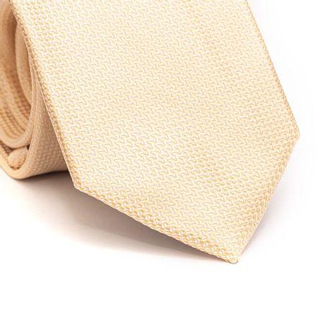Gravata-tradicional-em-poliester-amarela-com-desenhos-geometricos-em-branco