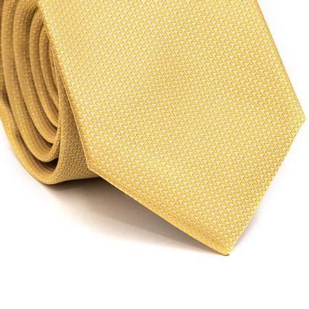 Gravata-tradicional-em-poliester-amarela-em-zig-zag-amarelo-claro