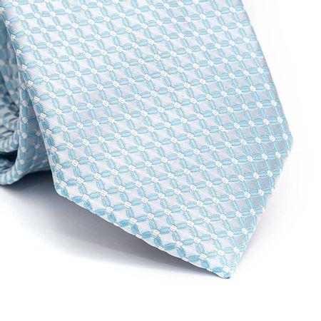 Gravata-tradicional-em-poliester-azul-claro-com-detalhes-em-azul-e-branco