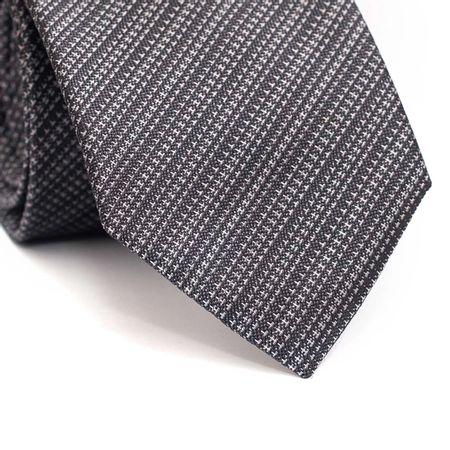 Gravata-tradicional-em-poliester-cinza-chumbo-com-detalhes-em-cinza
