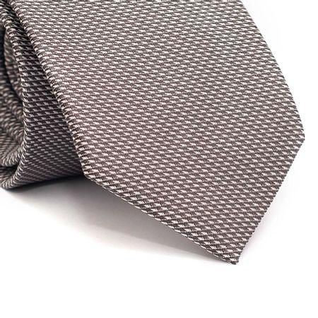 Gravata-tradicional-em-poliester-cinza-com-detalhes-em-branco