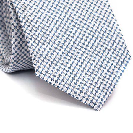 Gravata-tradicional-em-poliester-azul-claro-com-entrelacado-branco
