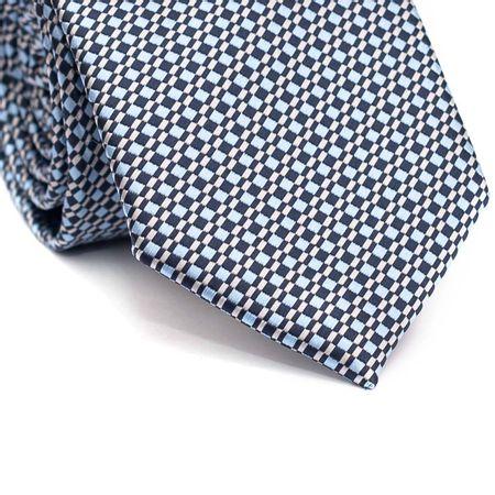 Gravata-tradicional-em-poliester-azul-marinho-com-detalhes-em-branco-e-azul-claro
