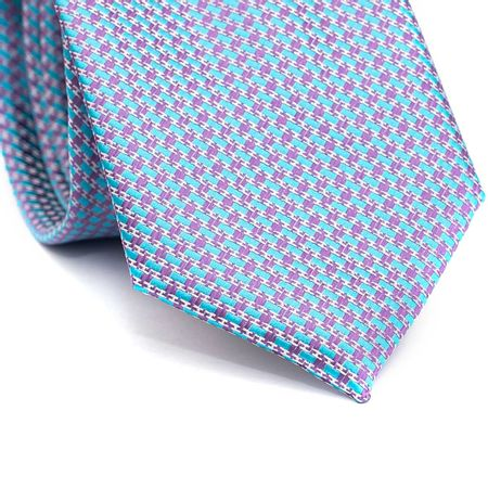 Gravata-tradicional-em-poliester-azul-claro-com-desenhos-geometricos-roxo-com-branco