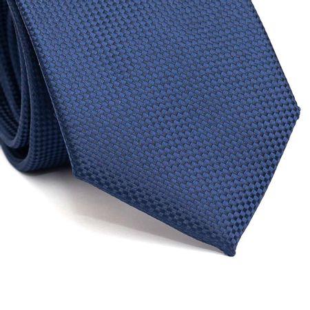 Gravata-tradicional-em-poliester-azul-marinho-com-detalhes-na-trama