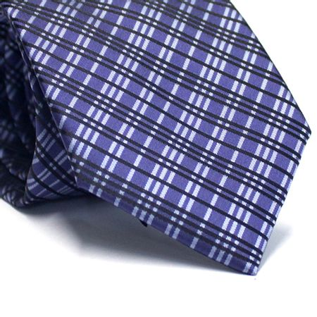 Gravata-tradicional-em-poliester-xadrez-roxa-preto