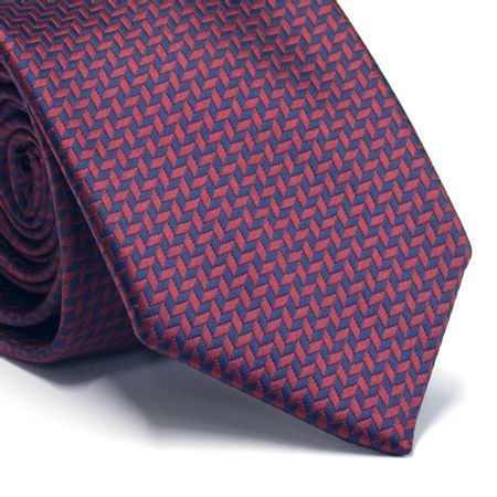 Gravata-tradicional-em-poliester-vinho-com-detalhes-em-azul-marinho