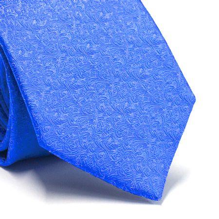 Gravata-tradicional-em-poliester-cashmere-azul-royal