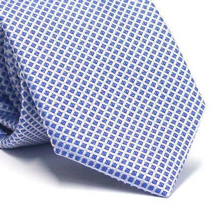 Gravata-tradicional-em-poliester-azul-royal-com-quadriculado-prata