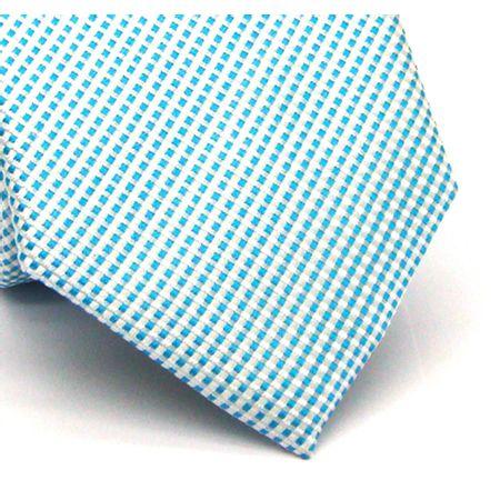 Gravata-tradicional-em-seda-branco-com-quadriculado-azul-claro