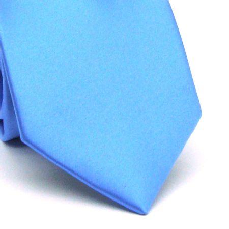 Gravata-tradicional-em-poliester-lisa-azul-capri