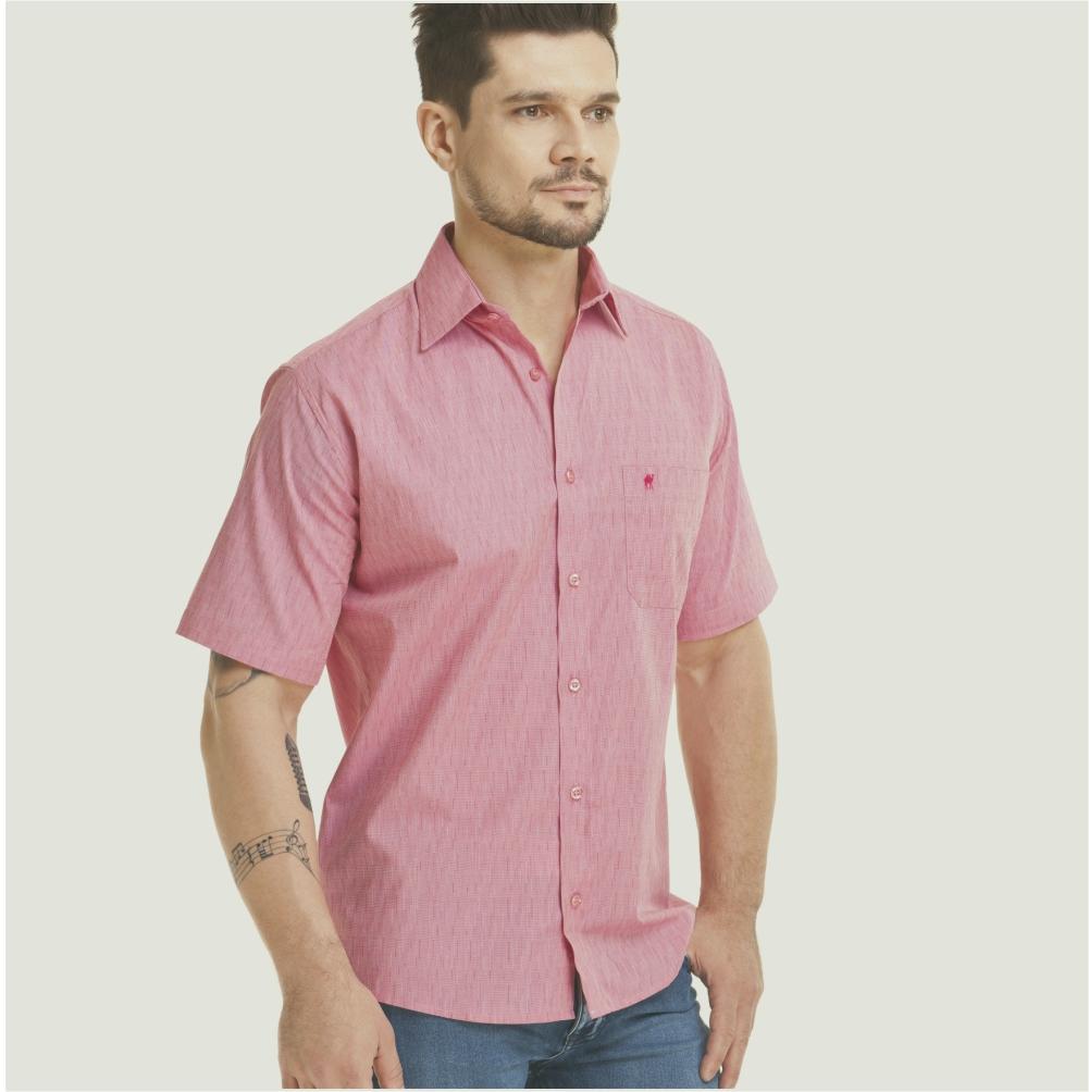 vestuario > camisa manga curta