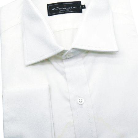 Camisa-regular-fio-50-branca-manga-longa-100--algodao