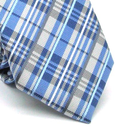 Gravata-xadrez-em-tons-de-azul-e-branco