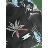 Shorts-Micro-Elastano--Preto-Estampado-Floral