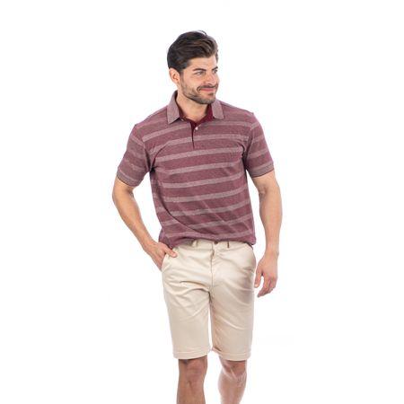 Camisa-Polo-Listras-Vermelha
