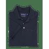 Camisa-Polo-Piquet-Azul-Marinho