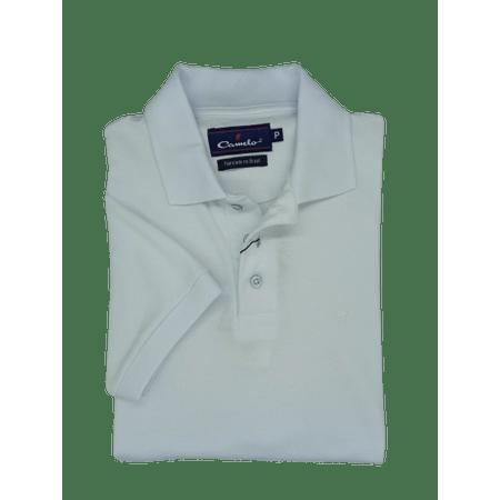 Camisa-Polo-Piquet-Branco