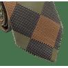Gravata-Slim-Poliester-Xadrez-rose