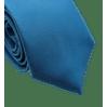Gravata-Tradicional--Poliester-Desenhos-Pontilhados-Azul-Piscina