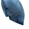 Gravata--Super-Slim-cashmere-azul-claro-com--desenhos-em-cinza